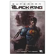 Superman Black Ring Graphic Novel