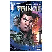 Fringe Beyond the Fringe Graphic Novel