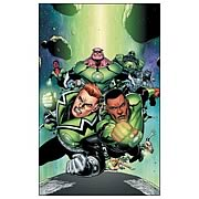 Green Lantern Corps Vol 1. Fearsome Hardcover Graphic Novel