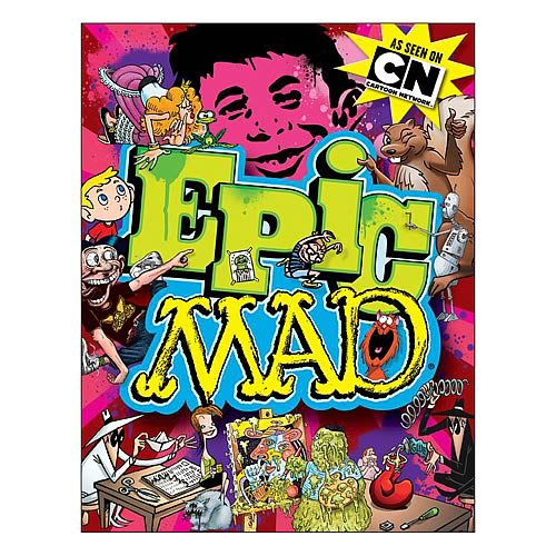 Mad Magazine Epic MAD Graphic Novel