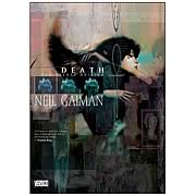 Sandman Death Deluxe Edition Hardcover Graphic Novel