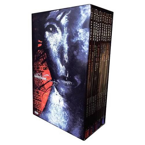 Sandman Slipcase Graphic Novel Set