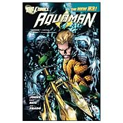 Aquaman Volume 1 Trench Hardcover Graphic Novel