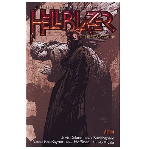 DC Comics Hellblazer Graphic Novel