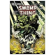 Swamp Thing Volume 1 Raise Them Bones Graphic Novel
