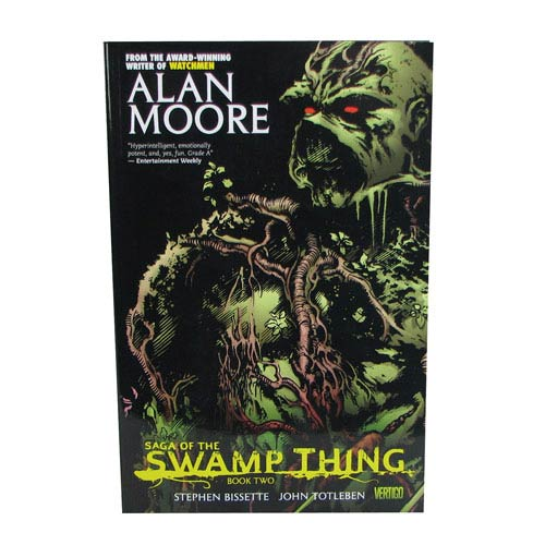 Swamp Thing Saga of the Swamp Thing Graphic Novel