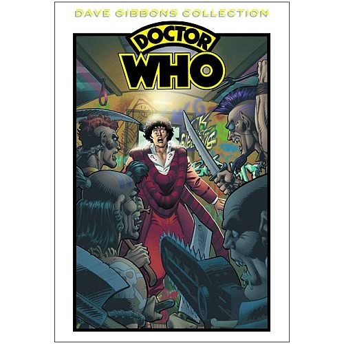 Doctor Who by Dave Gibbons Collection Graphic Novel