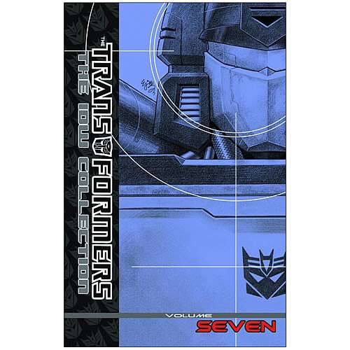 Transformers IDW Collection Hardcover Graphic Novel