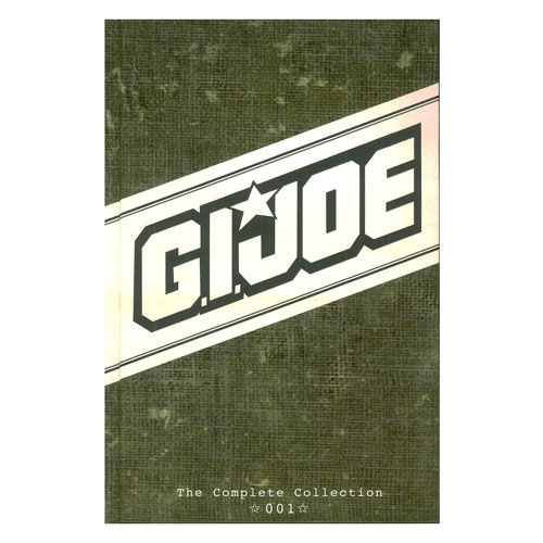 G.I. Joe Complete Collection Hardcover Graphic Novel