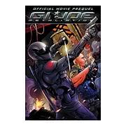G.I. Joe 2: Retaliation Movie Prequel Graphic Novel