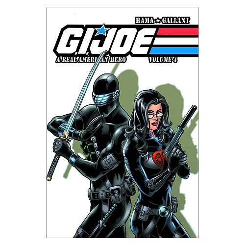 G.I. Joe: A Real American Hero Graphic Novel