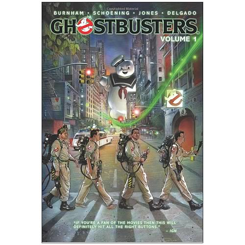 Ghostbusters Volume 2 Graphic Novel