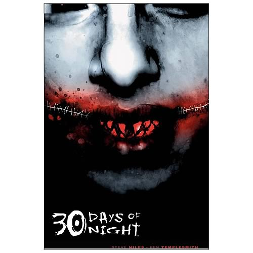 30 Days of Night Ongoing Graphic Novel