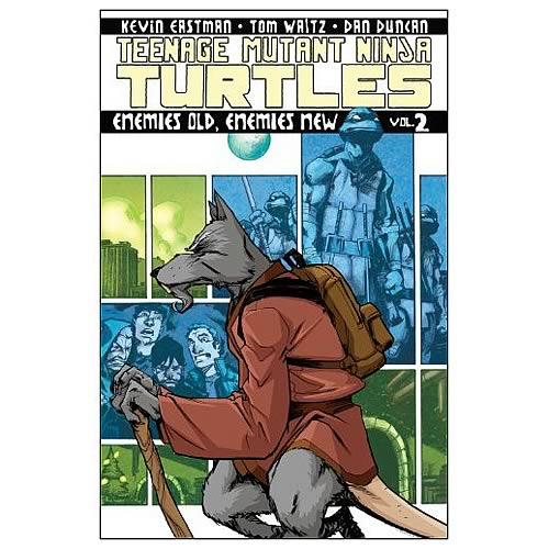 Teenage Mutant Ninja Turtles Volume 2 Graphic Novel