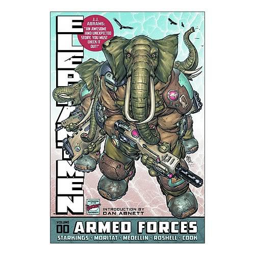 Elephantmen Graphic Novel