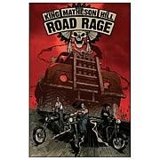 Stephen King Joe Hill Road Rage Hardcover Graphic Novel