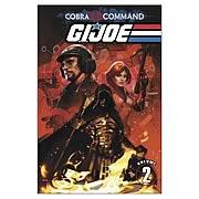 G.I. Joe V2 Cobra Command Volume 2 Graphic Novel