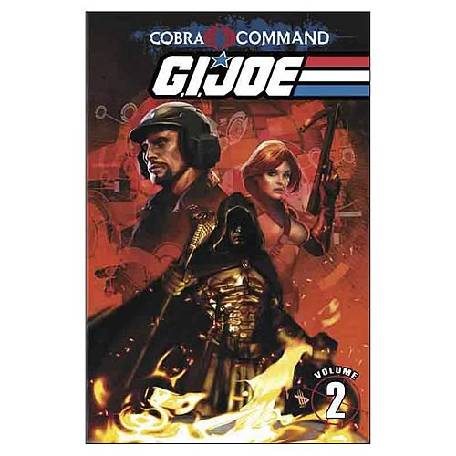 G.I. Joe V2 Cobra Command Volume 2 Graphic Novel
