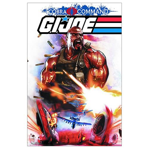 G.I. Joe V2 Cobra Command Volume 1 Graphic Novel