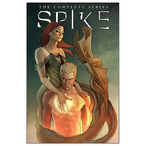 Spike Complete Series Graphic Novel