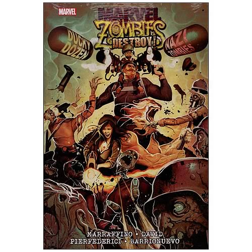 Marvel Zombies Destroy Hardcover Graphic Novel