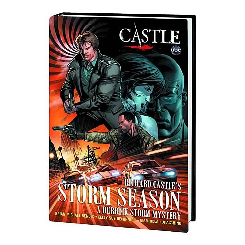 Castle Richard Castle's Storm Premiere HC Graphic Novel