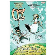 Dorothy and the Wizard in Oz Hardcover Graphic Novel