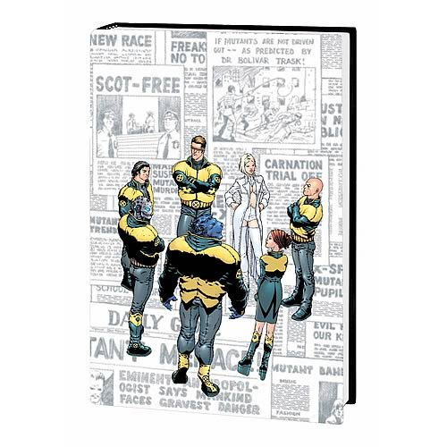 New X-Men Omnibus New Printing Hardcover Graphic Novel