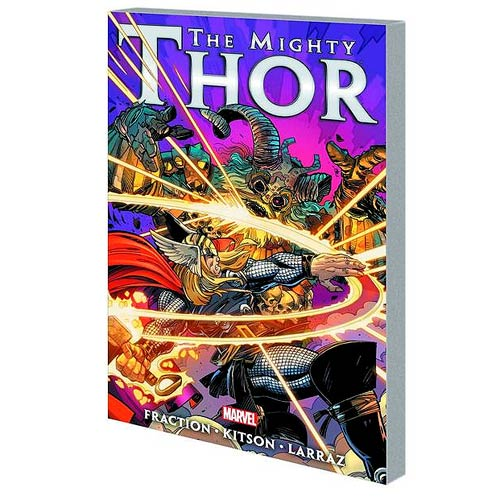 Mighty Thor Matt Fraction Premiere Vol. 3 HC Graphic Novel