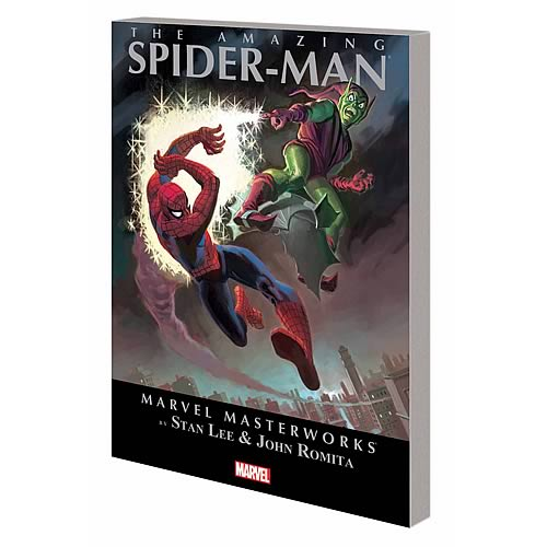 Marvel Masterworks Amazing Spider-Man Graphic Novel