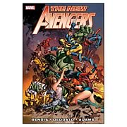 New Avengers Bendis Premiere Hardcover Graphic Novel