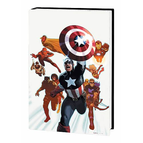 Avengers Bendis Premiere Hardcover Graphic Novel
