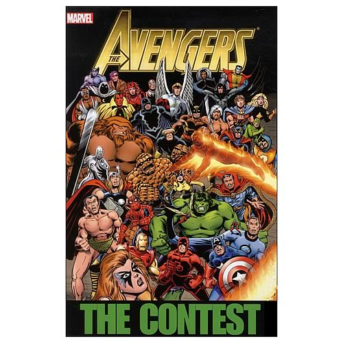 Avengers Contest Graphic Novel
