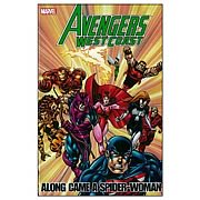 Avengers West Coast Along Came A Spider-Woman Graphic Novel