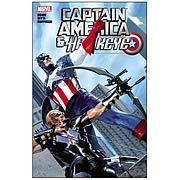 Captain America and Hawkeye Graphic Novel