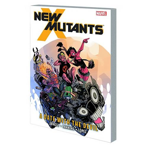 X-Men New Mutants Graphic Novel