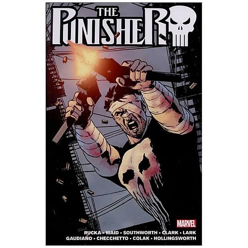 Punisher by Greg Rucka Volume 2 Graphic Novel