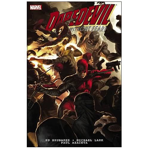 Daredevil Brubaker & Lark Ultimate Collection Graphic Novel