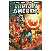 Captain America Brubaker Premiere Hardcover Graphic Novel