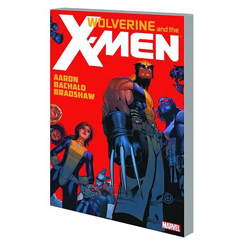 Wolverine and the X-Men by Jason Aaron Vol. 1 Graphic Novel