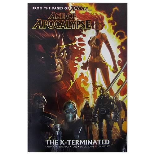 X-Men Age of Apocalypse Graphic Novel