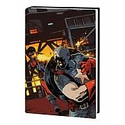 Captain America and Bucky Old Wounds HC Graphic Novel