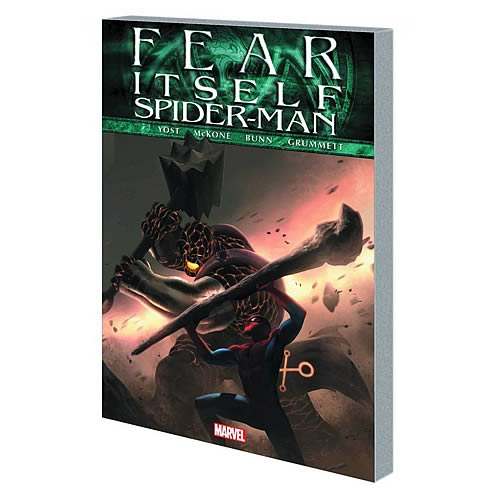 Marvel Fear Itself Volume 2 Graphic Novel