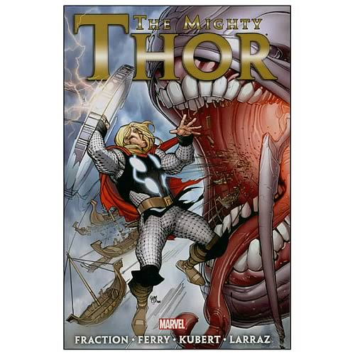 Mighty Thor Matt Fraction Premiere Hardcover Graphic Novel