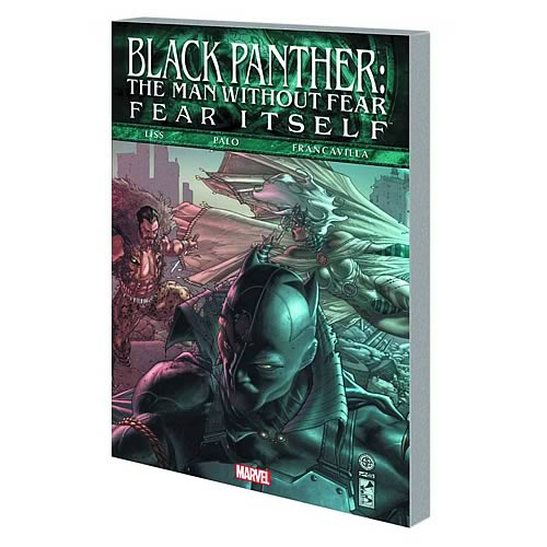 Black Panther the Man Without Fear Graphic Novel