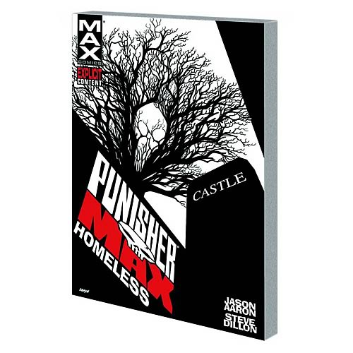PunisherMAX Homeless Graphic Novel