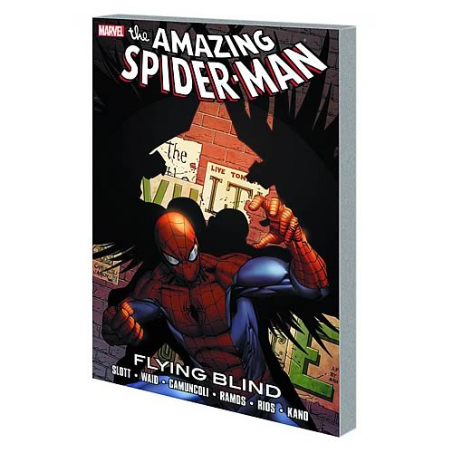 Spider-Man Flying Blind Graphic Novel