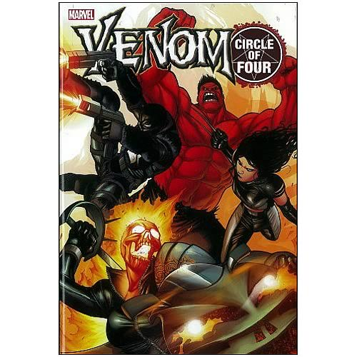 Venom Circle of Four Graphic Novel
