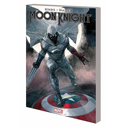 Moon Knight by Bendis and Maleev Graphic Novel