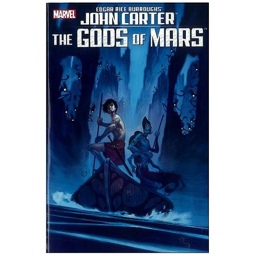 John Carter The Gods of Mars Graphic Novel